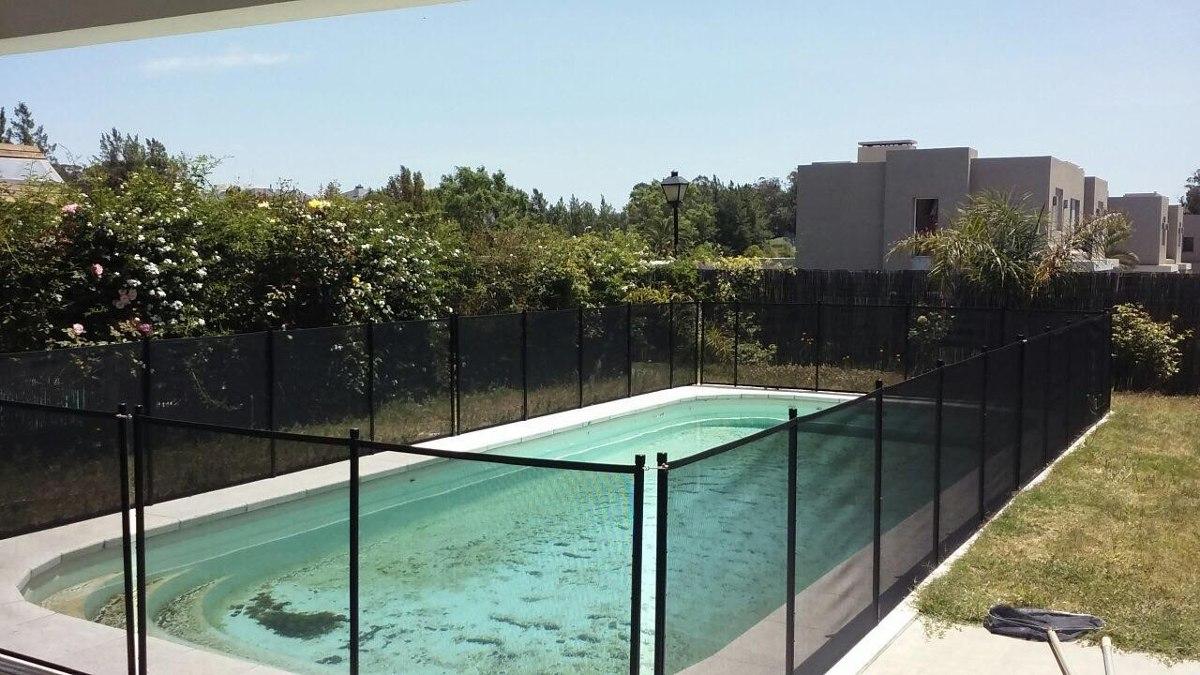 Cerramiento para piscinas removible seguridad ni os redpro - Cerramiento para piscinas ...