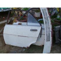 Puerta Trasera Delantera Auto Peugeot 504 Accesorio Repuesto