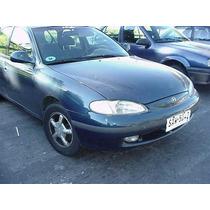 Espejo Exterior Manual Hyundai Elantra 96-98 Nuevo !!!