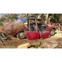 Puertas Peugeot 504 Diecel