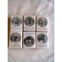 Caja De Fósforos , Antiguas Coleccionables