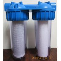 Filtro De Agua Purificador Desclorificador Para Red Entrada