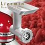 Kitchenaid Acople Accesorio Picadora De Carnes Usa Batidoras
