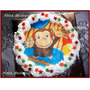 Torta Con Lamina Comestible De Tu Personaje Favorito