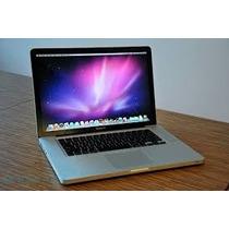 Vendo Partes Macbook Pro 2008 15 Consulte Lo Que Necesita