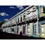 Casas Tipicas Barrio Reus Montevideo - Lámina 45 X 30 Cm.