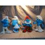Pitufos Familia,figura ,decoracion,colgante, (dia Del Niño)