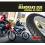 Cubierta Moto 100/80-18 Pirelli Mandrake Due Trasera
