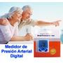 Medidor De Presión Arterial Sencillo,práctico, Fácil Manejo¡
