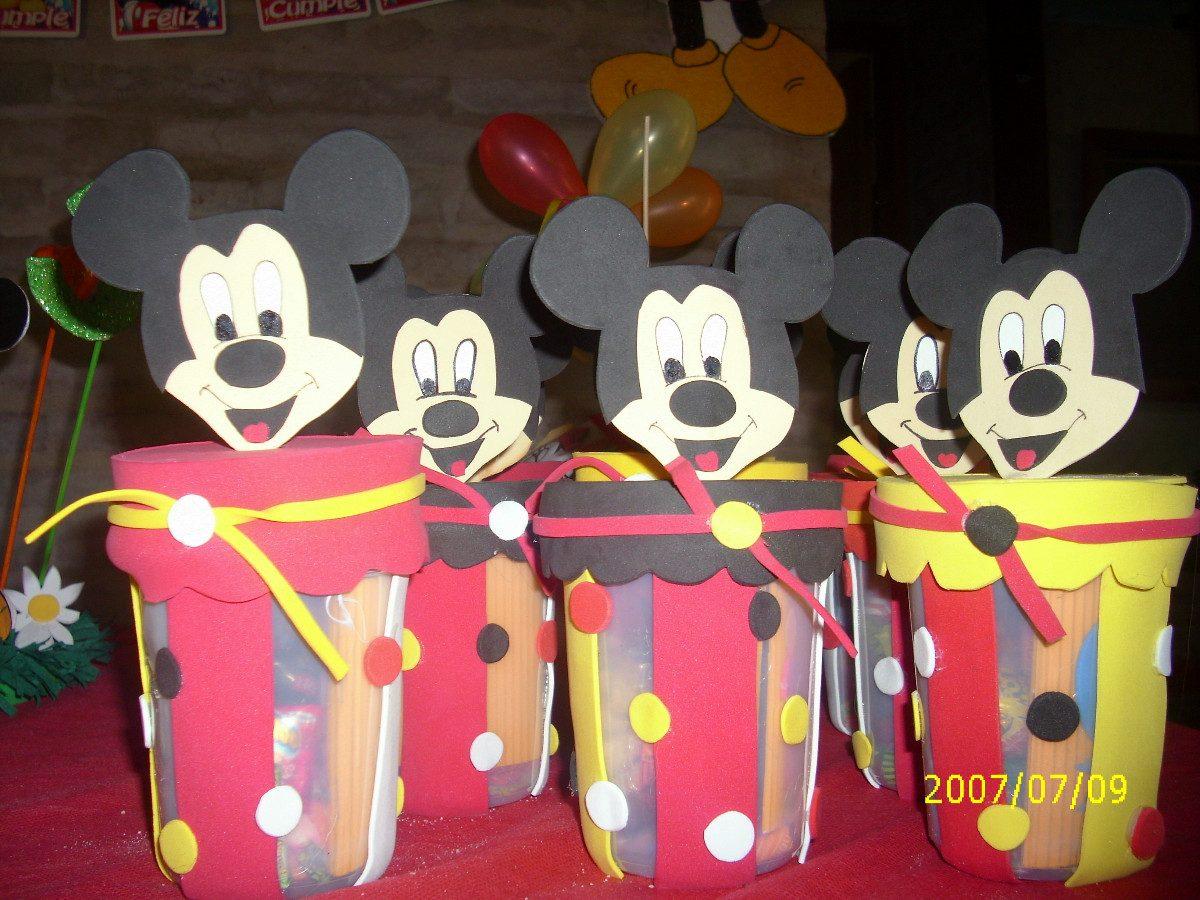 Adornos Mickey Mouse Para Cumpleaños