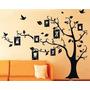 Vinilos Adhesivos Decorativos - Árbol Porta Retratos Fotos