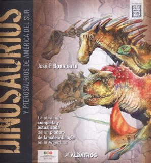 Dinosaurios Y Pterosaurios De America Del Sur