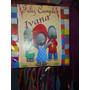 Piñata 1 Cinta Rompe Cumple Cotillon Monster O Personaje Fav