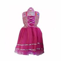 Disfraz Vestido De Princesa Para Niña