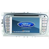Radio Multimedia Gps Ford Focus, Mondeo, S-max
