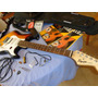 Fender Squier Nueva Calibrada 4 Microfonos Colgante Cuerdas