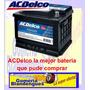 Bateria 90 Amp Acdelco La Mejor
