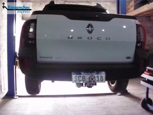 Enganche Frontier S10 Ranger L200 Mazda Ecospor G Vitara Jac