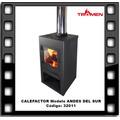 Calefactor Tromen Andes Del Sur