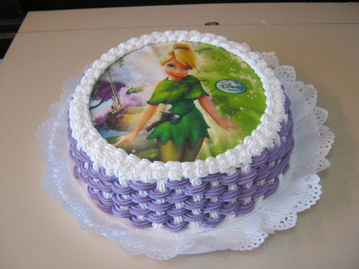 Exquisitas Tortas De Tinkerbell Para Cumpleaños Y Fiestas - $ 260 ...