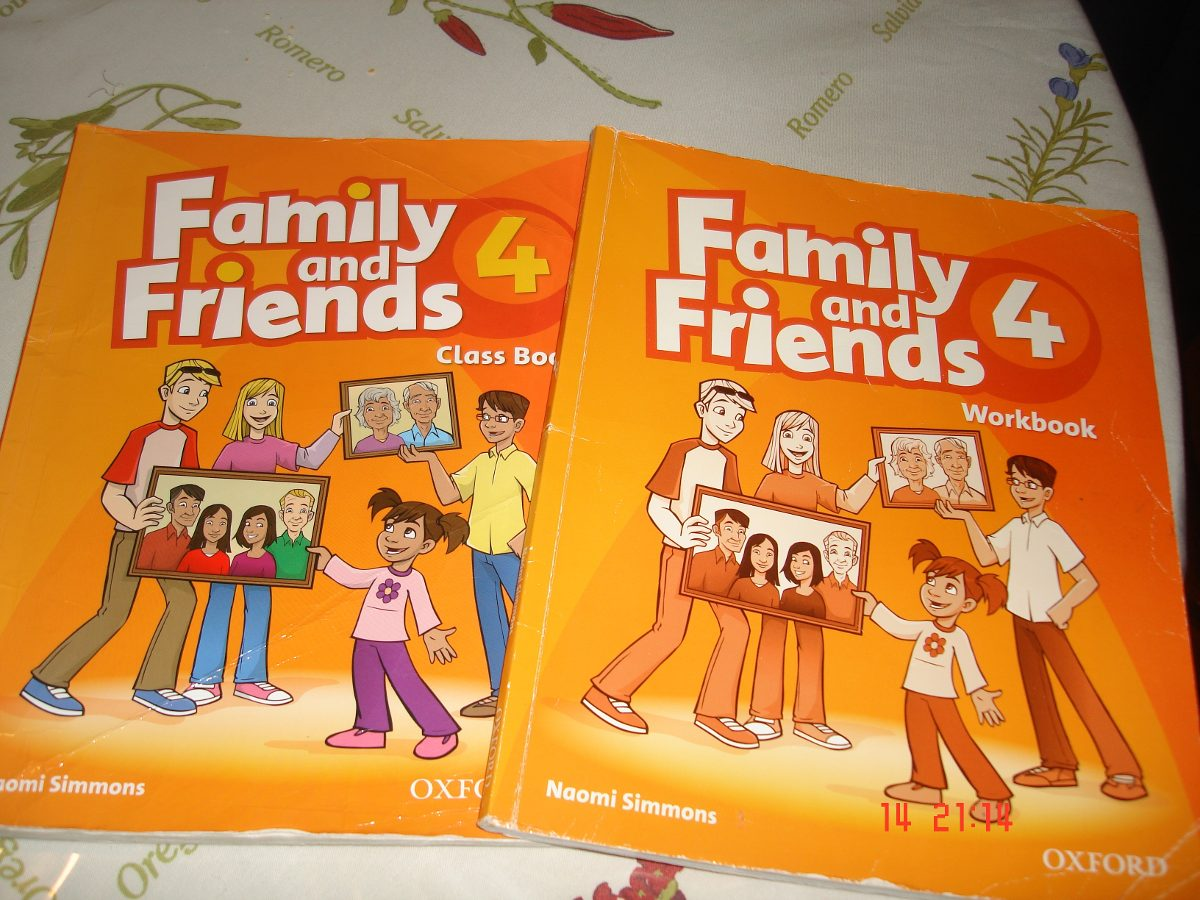 family and friends 3.workbook.решебник