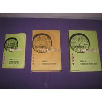 Catalogo Sellos Yvert Et Tellier Tomo I,ii Y Iii Filatelia