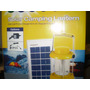 Linterna Solar Para Camping