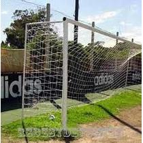 Red De Baby Fútbol. Deportes Cuerda De 3mm Con Cajón 1m.