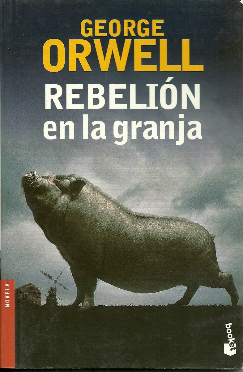 george-orwell-rebelion-en-la-granja-edic-booket-1644-MLU2922581417_072012-F.jpg (786×1200)