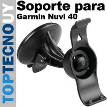 Soporte Para Tablero O Vidrio De Gps Garmin Nuvi 40 ®