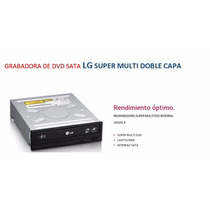 Grabadora Dvd Hp O Lg Super Multi Sata....doble Capa