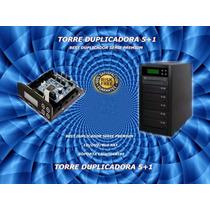 Torre Duplicadora 5+1- Cd/dvd/blu Ray- Envio Gratis