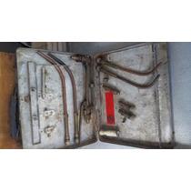 Picos Autogena Gas Corte En Caja Antiguo Funcionando