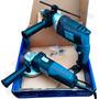 Kit Combinado Amoladora Y Taladro 550w Hyundai + Obsequio