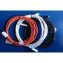 Alargue Con Cable Bajo Goma (3 X 1 Y 3 X 1.5 Mm) Con Tierra