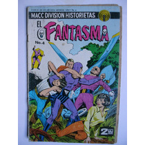 Revista Comic Año 1, Nª4 El Fantasma. Coleccionable/retro.