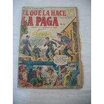 Revista Comic Del Año 1959 Coleccionable