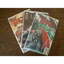 Marvel Comics - Thor (2007) #1-3 - Nuevos