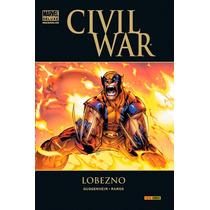 Marvel Deluxe Civil War: Lobezno | Panini Marvel Comics
