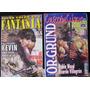 2 Revistas Or-grund Libro 1 Y Fantasia Nº 154 Años 1998-1995