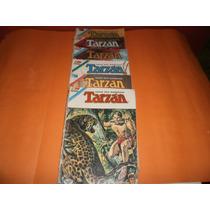Coleccionables 6 Revistas Historietas D Tarzan Años 80
