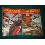 Revistas Comics Lote De Dos De Combate; Antiguas Buenas Leer