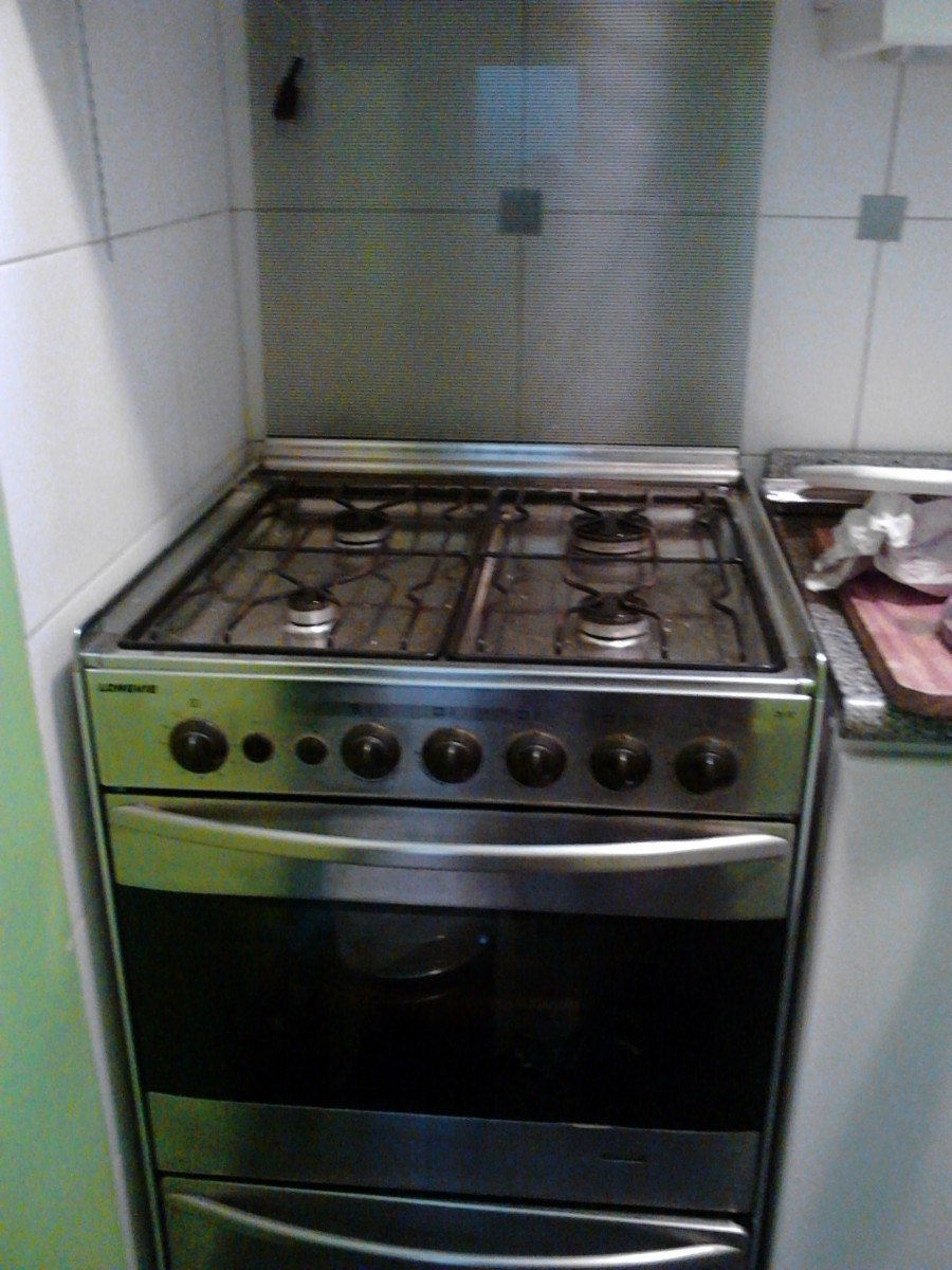 Cocina longvie se apaga el horno