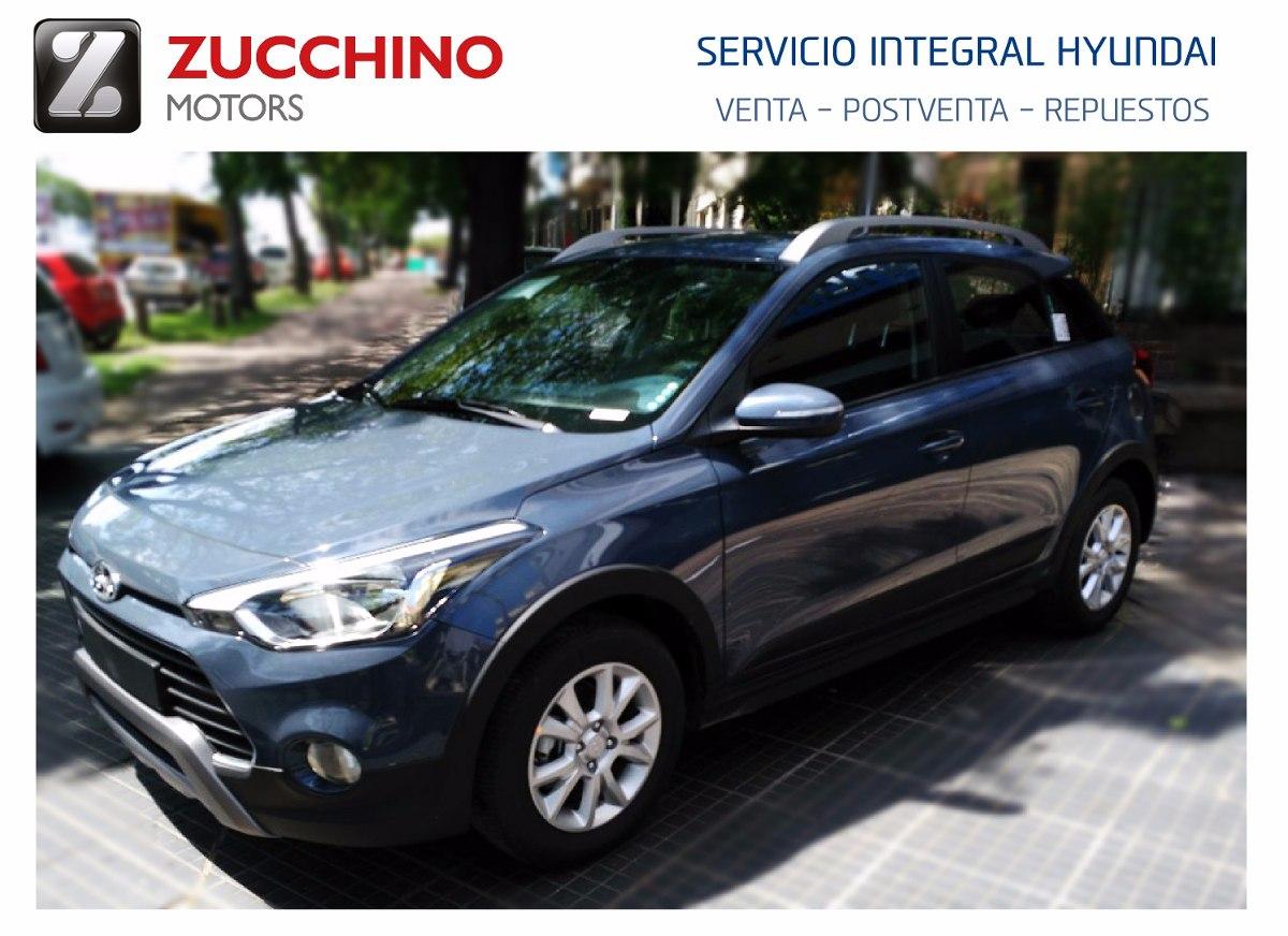Hyundai I20 Active 1 4 0 Km Zucchino Motors A O 2016