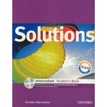 Solutions - Intermediate Student