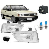 Faro Auxiliar Kit Volkswagen Caminero Gol Amazon Saveiro