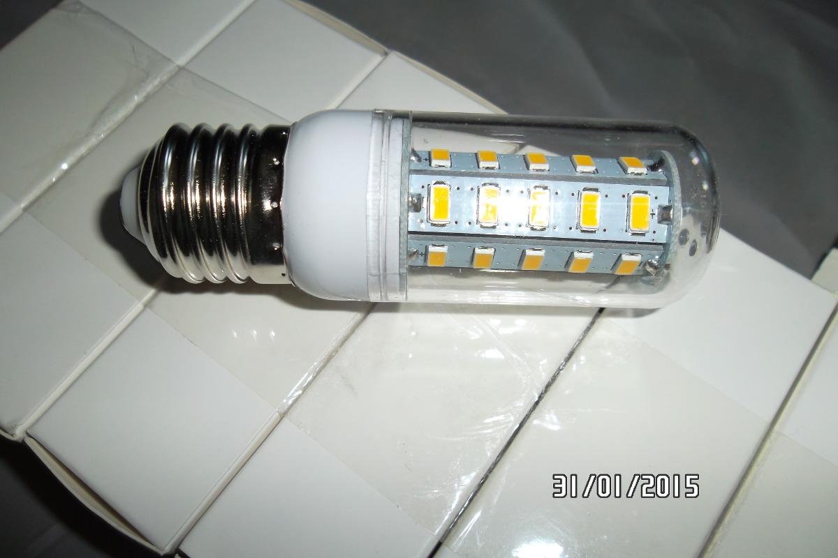 Iluminacion Para Baños Mercado Libre:Iluminacion Lamparas Led Tipo Mazorca 9 Watt Recubiertas – $ 300,00
