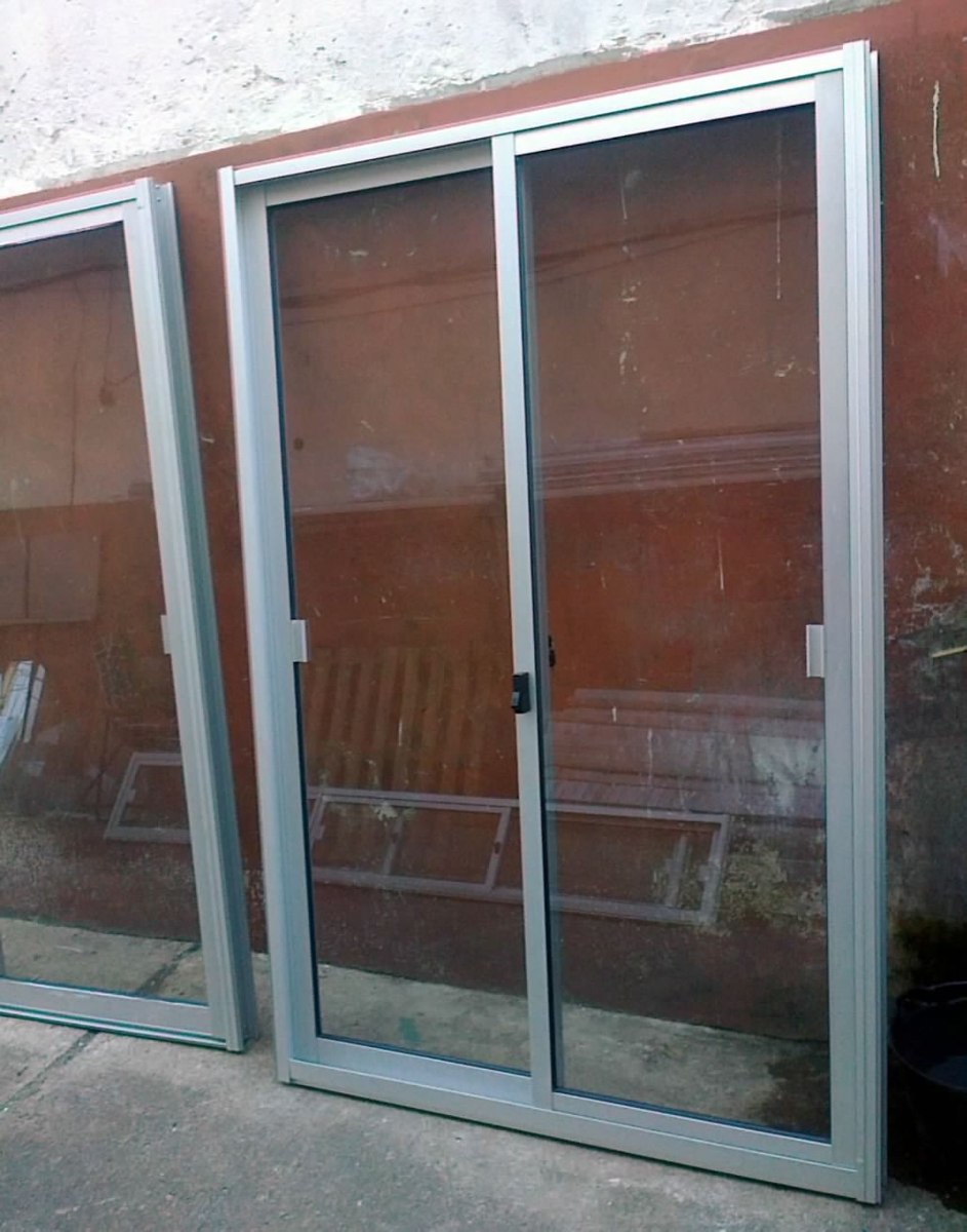 Pin puertas ventanas hierro artesanal genuardis portal on - Hierro y aluminio ...