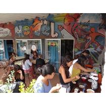 Hostel En El Centro De La Paloma Capacidad Para 68 Personas