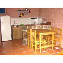 Lindos Aptos Zona Centro A 4 Cuadras De La Playa $ 1.400 P/d